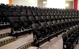 Pacific Hills Christian School: Permanently Seated Areas