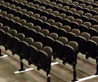 Grid Flat Floor System Specifications | Auditorium & Arena Seating