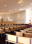 Pew: House of Worship Seating