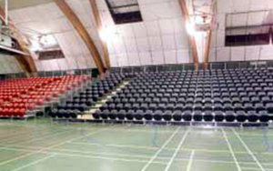Arena Manawatu: Portable Seating