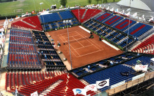 Tennis Australia : Portable Stadium Tiered Seating