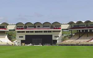 Beausejour Stadium Saint Lucia : Stadium Seating