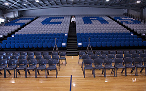 Central Coast Adventist School: Multipurpose & Gymnasium Seating