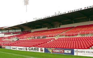 Credit Union Australia Stadium: Stadium Seating