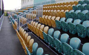 FC Xaverov Horni Pocernice Czech Republic: Stadium Seating
