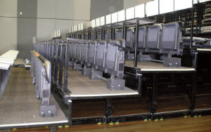 Flinders University: Retractable Seating