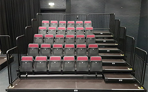 John Curtin College, WA: Retractable Seating