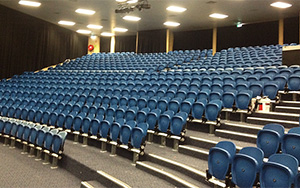 Kennedy Baptist College, Perth: Retractable Seating
