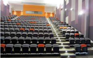 Morwell Primary School Performing Arts Centre: Retractable Seating