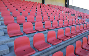 Muswellbrook Council: Stadium Seating