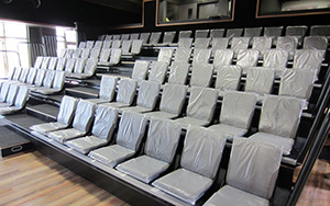 North Sydney TAFE, NSWl: Retractable Seating
