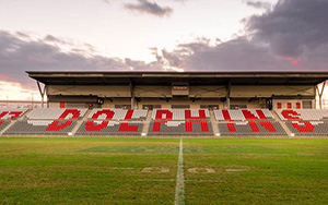 Redcliffe Dolphins QLD: Stadium Seating