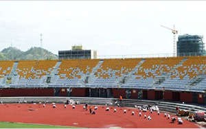 Sir John Guise Outdoor Stadium East, Port Moresby: Stadium Seating
