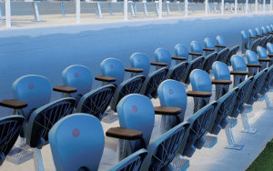 Sports Super Centre: Stadium Seating