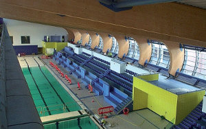 Sunderland Pool Wellness Centre: Stadium Seating
