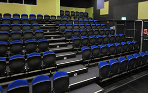 Toongabbie Christian School: Retractable Seating