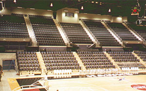 Wollongong Entertainment Centre, NSW: Retractable Seating