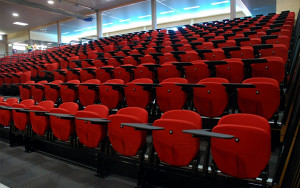 Aquinas College Western Australia: Retractable Seating