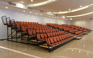 Kuwait Camel and Horse Racing Venue: Multi Purpose & Gymnasium Seating