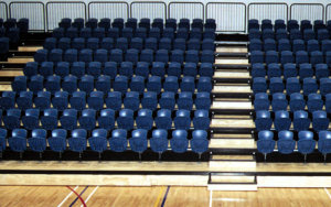 Malborough Sports Events Centre NZ: Retractable Seating