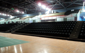 Siri Fort: Retractable Seating