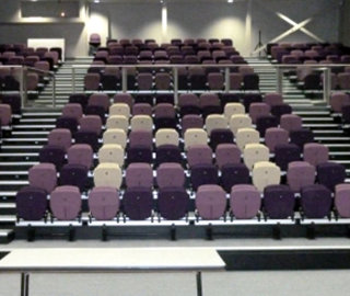 Platform Movement Options | Retractable Seating