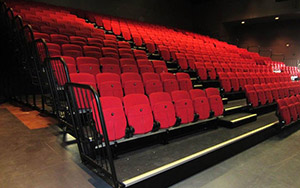 Golden Grove: Performing Arts, Auditorium & Theatre Seating