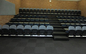 MLC Burwood Music Centre: Retractable Seating