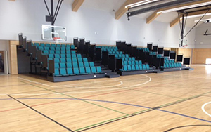Thomas Hassal Anglican College, NSW: Performing Arts & Multipurpose Tertiary Education Seating