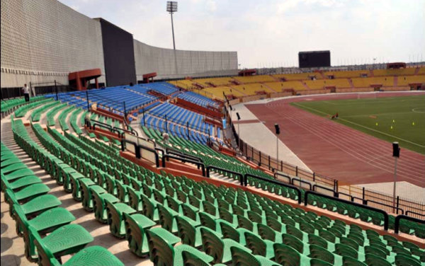 Sight lines for seated spectators stadium arena for International seating and decor