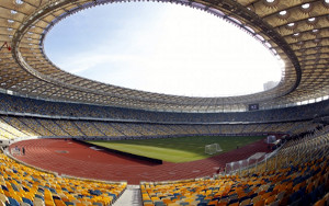 Kiev: Stadium Seating