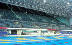 Olympic Aquatic Centre: Stadium Seating