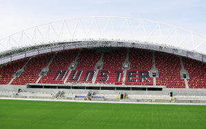 Thomond Park Stadium, Ireland: Stadium Seating