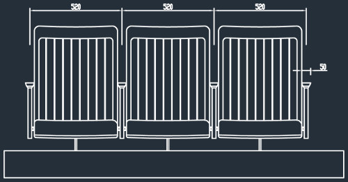 JY-780 Series | Stadium & Arena Seating