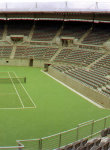 Olympic Tennis Centre 2000: Stadium Seating