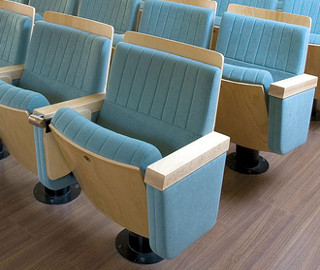 Iris Specifications | Educational - Lecture Hall Seating